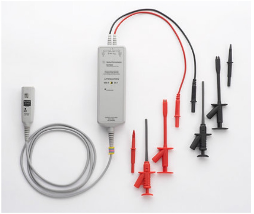 Keysight N2790A High Voltage Floating Probes