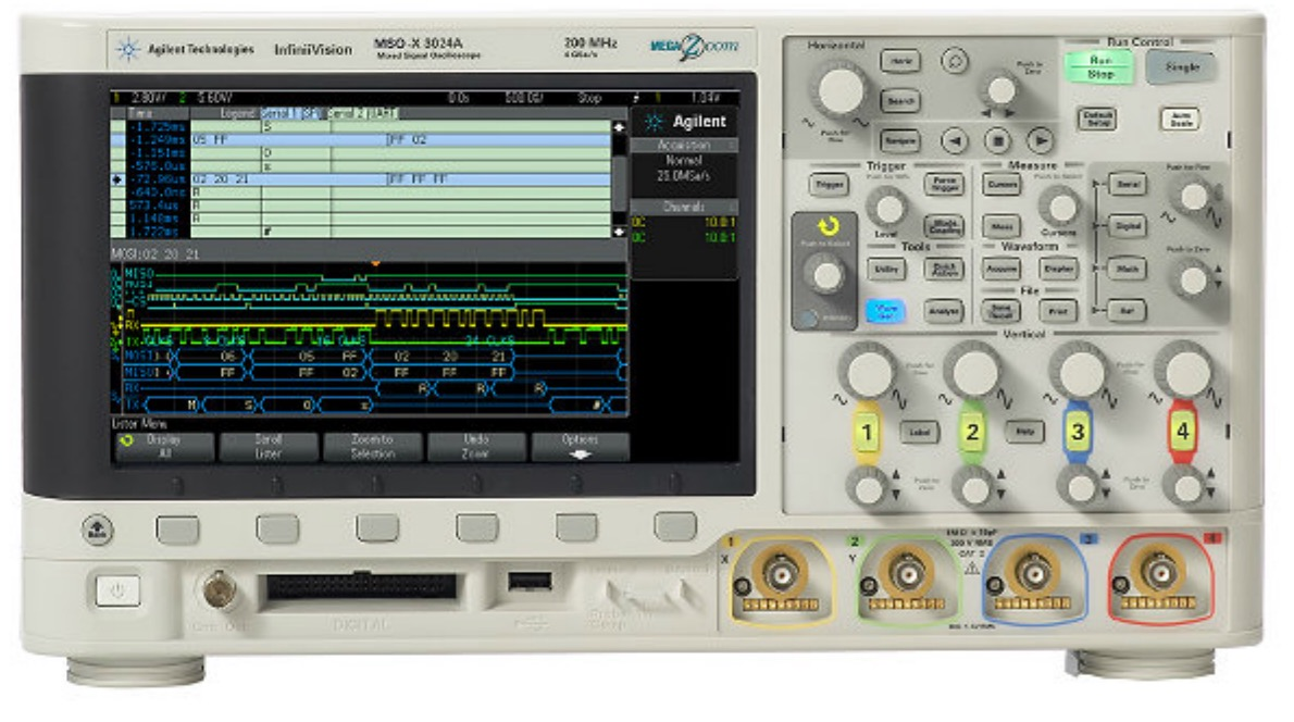 Keysight DSOX3023A Oscilloscope