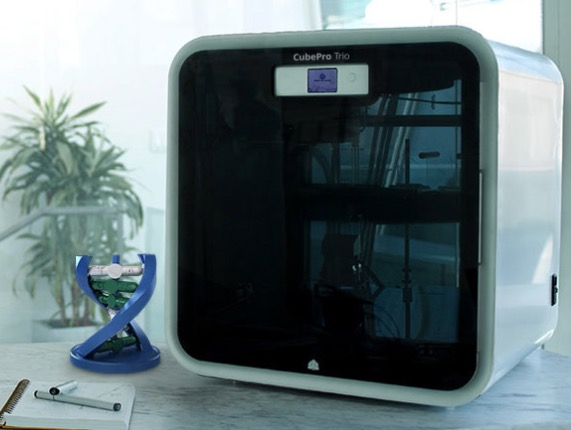 CubePro Filament 3D Printer