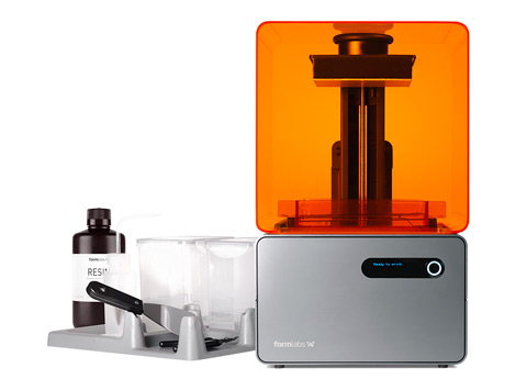 Formlabs Form1+ SLA Printer