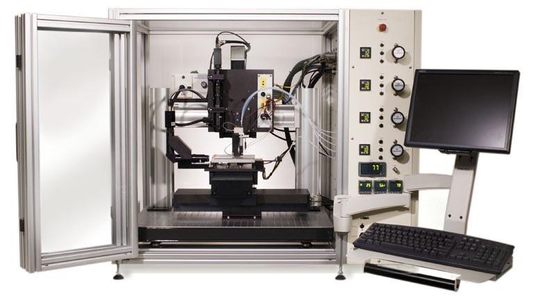 Microfab Jetlab II Precision