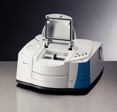 Thermo-Fisher Nicolete iS-50 Fourier Transform Infrared (FTIR) Spectrometer