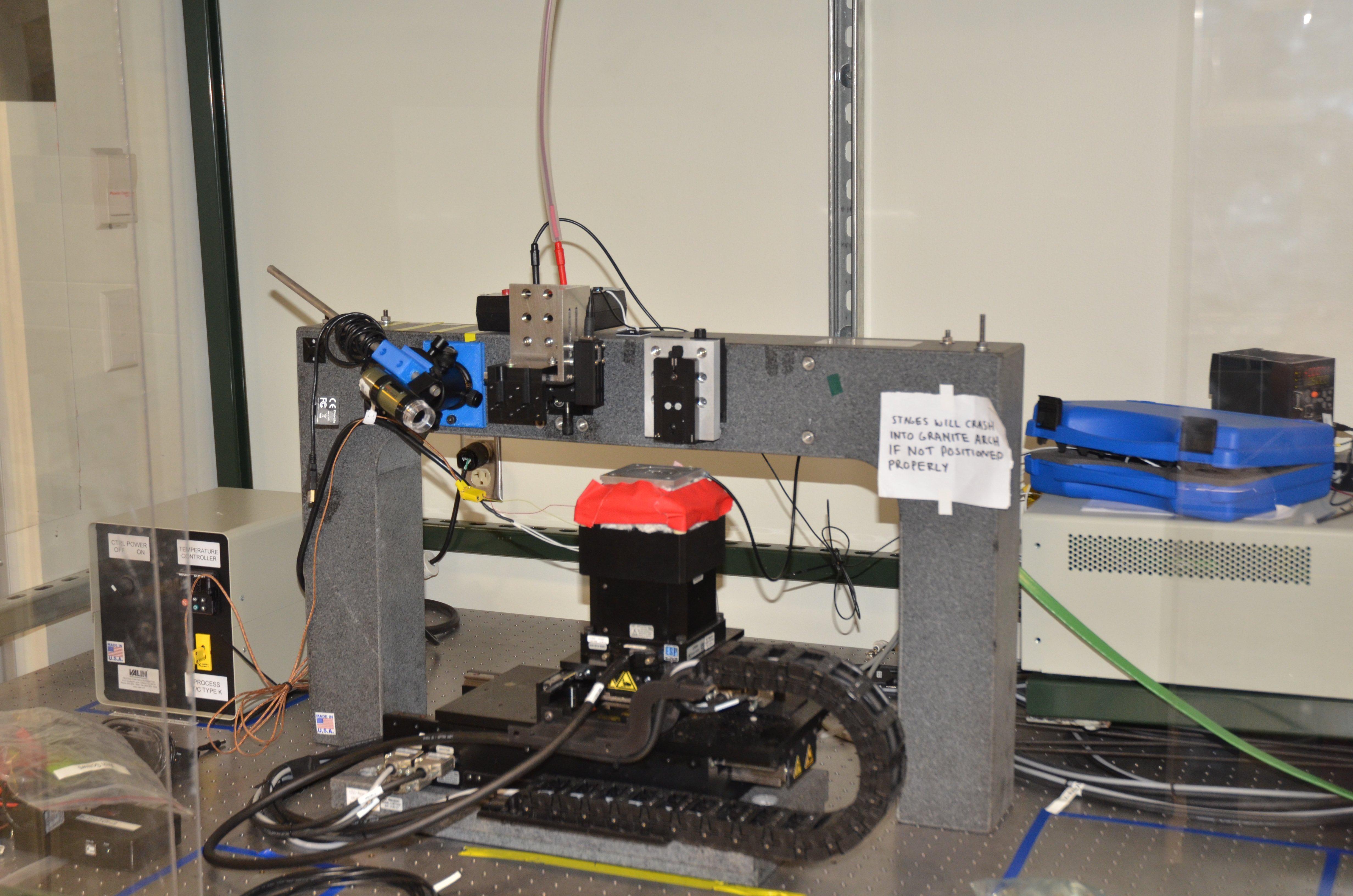 EHD Nano-drip Printer